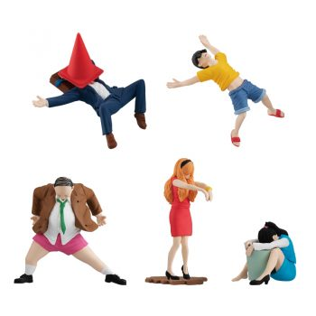 Yopparai (Drunk) Figurine Capsule Toys Remind You of Your Bad Decisions