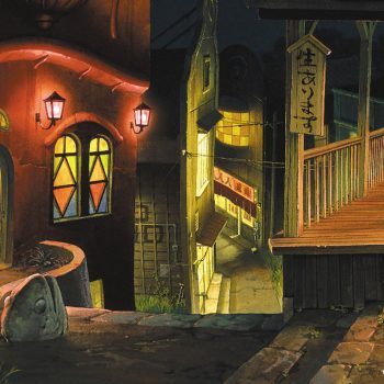 Studio Ghibli Releases Backgrounds for Video Conferencing