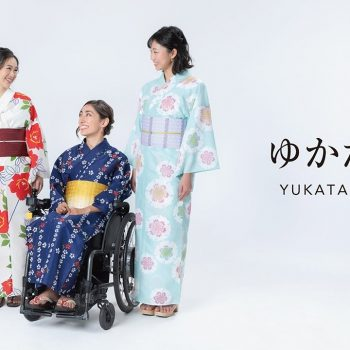 Yukata Zero: Inclusivity in Traditional Japanese Garments