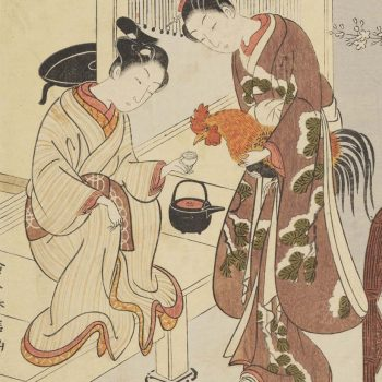 The Ancient Japanese Art of Sleeping In