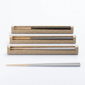 STIIK: Chopsticks Designed to Align With Contemporary Cutlery