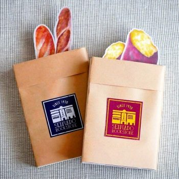 Family-Owned Osaka Bookseller Designs Playful Book Covers