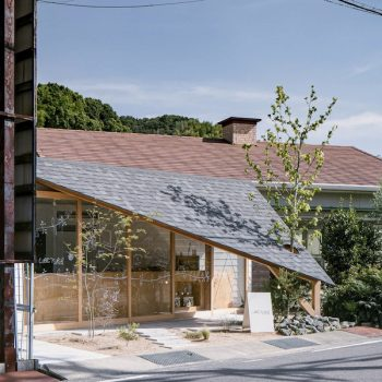 Adorable Takeout Space Added to Restaurant in Wakayama