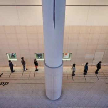 Social Distancing Meets Erik Satie in Interactive Musical Installation
