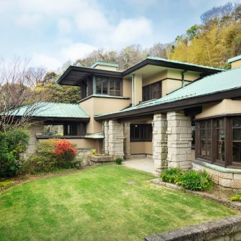 Arata Endo's 1928 Kaji Villa in Hayama Renovated as a Short-Term Rental