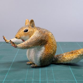 Odd Internet Animal Photos Sculpted into Miniature 3D Figurines