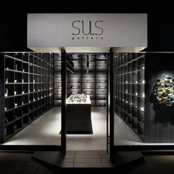 Titanium Tumbler Brand SUS Gallery's New Shop in Aoyama