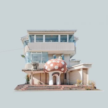 Photographer Ken Ohyama's Cutouts of Japanese Urban Buildings