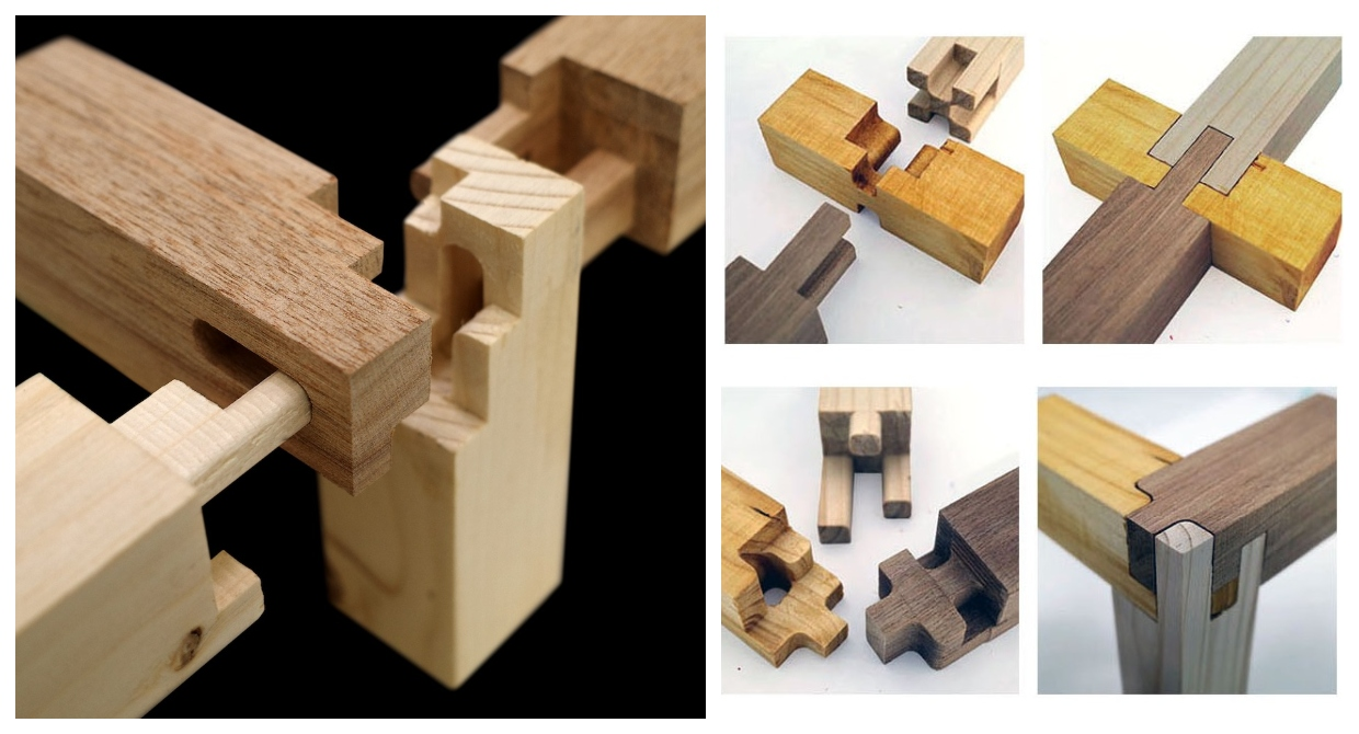 Researchers Develop Free Software That Can Create Japanese Wood Joinery