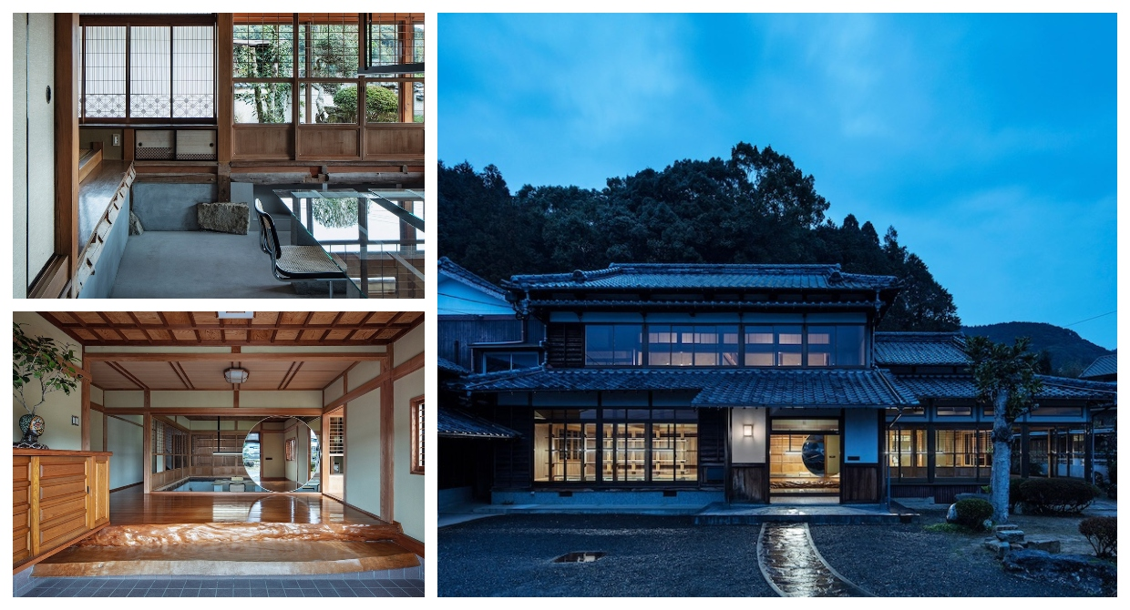 Hasamiyaki Pottery Brand Maruhiro Renovated an 86-Year Old Townhouse as a New Office