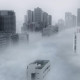 Rare Scenes Captured of Tokyo in Dense Fog