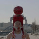 Tomatan: the wearable tomato robot that feeds you tomatoes as you run