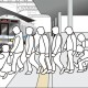 2-Year Study on Drunken Train Track Falls Prompts Reorientation of Platform Seating