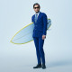 Quiksilver Japan Develops Business Suit Wetsuits For the Board Room or the Beach