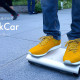 WalkCar: the World's Smallest Electric Vehicle That Fits in Your Bag