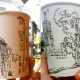 Drawing the Streets of Tokyo on Coffee Cups with Mariya Suzuki