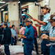 Portraits of Workers at the Tsukiji Fish Market in Tokyo by Nico Therin
